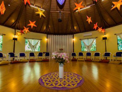 Sala Pleiades de 160 m2
